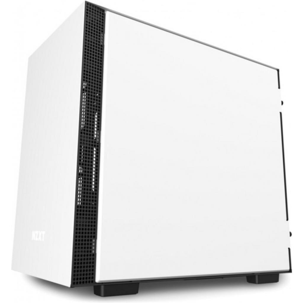 Корпус NZXT H210 White/Black (CA-H210B-W1)