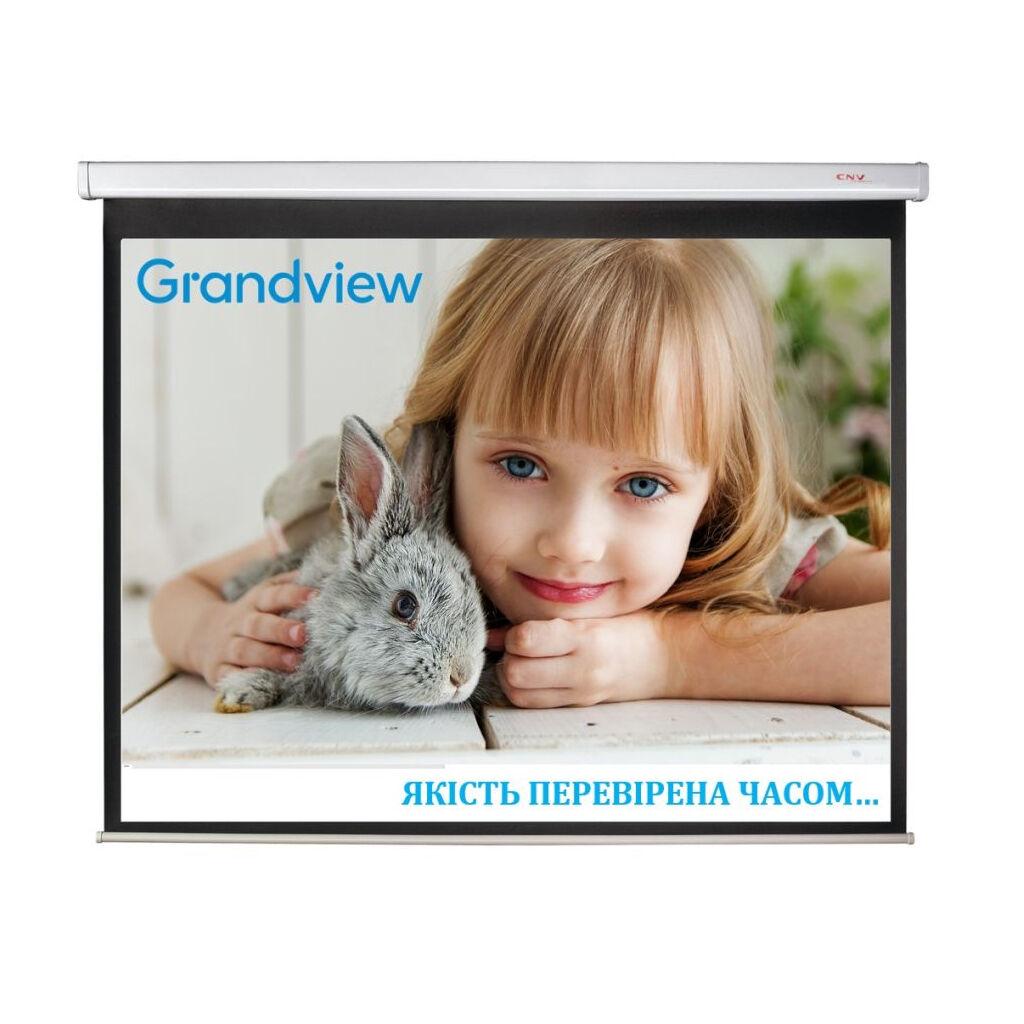 Проекционный экран GrandView CB-MP77(169)WM5