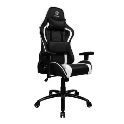 Кресло игровое Hator Sport Essential Black/White (HTC-907)