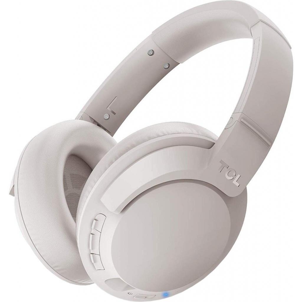 Наушники TCL ELIT400NC Bluetooth Cement Gray (ELIT400NCWT-EU)
