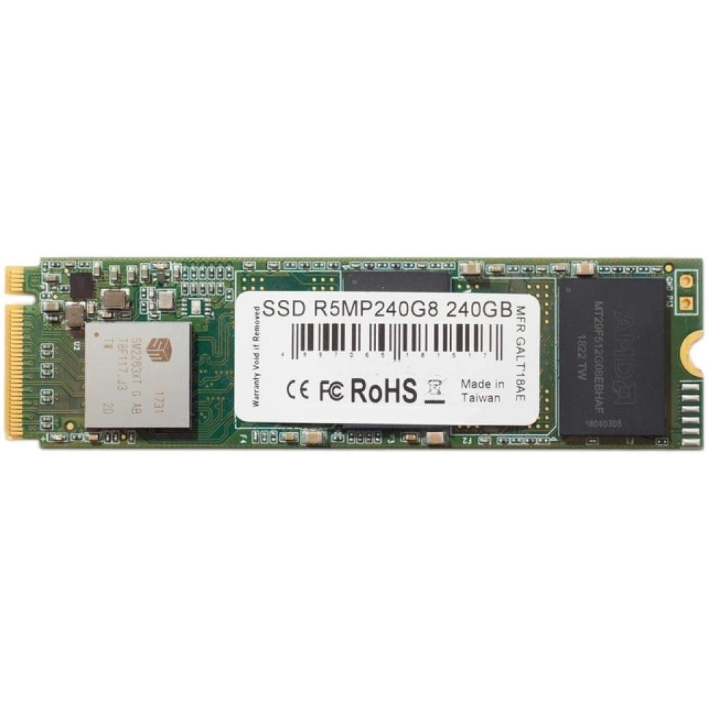Накопитель SSD M.2 2280 240GB AMD (R5MP240G8)