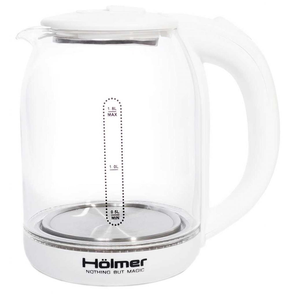 Электрочайник Hölmer HKS-1720GW