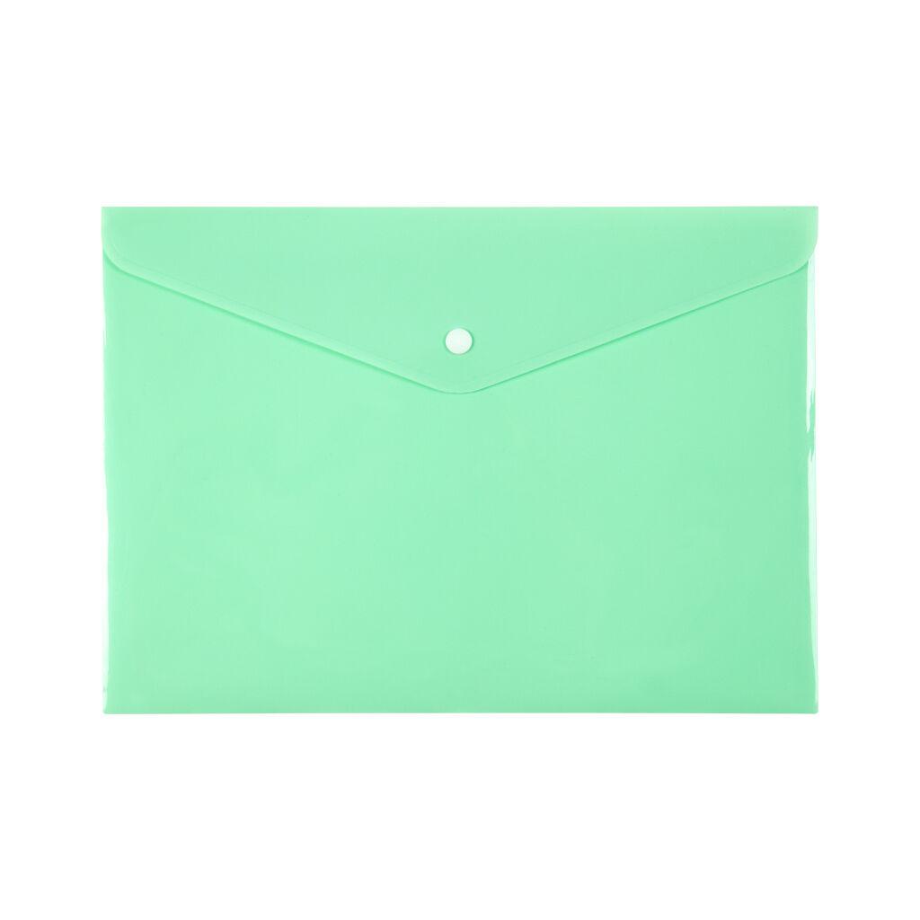 Папка - конверт Axent А4 180мкм Pastelini Неомята (1412-09-A)