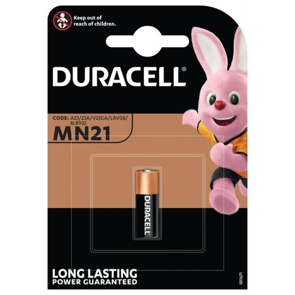 Батарейка Duracell MN21 / A23 (5000394011212 / 5007811)