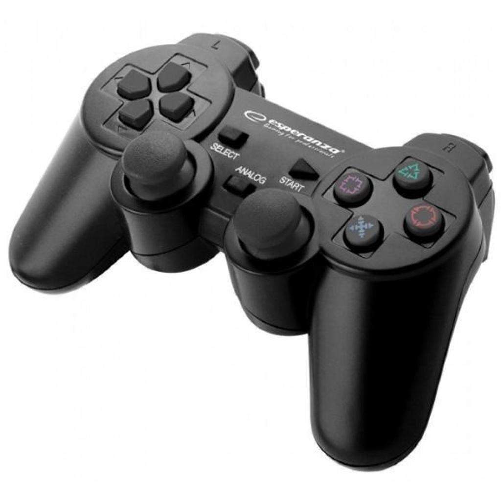 Геймпад Esperanza Trooper PS3/PC Black (EGG107K)