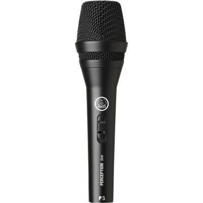 Микрофон AKG P3 S Black (3100H00140)