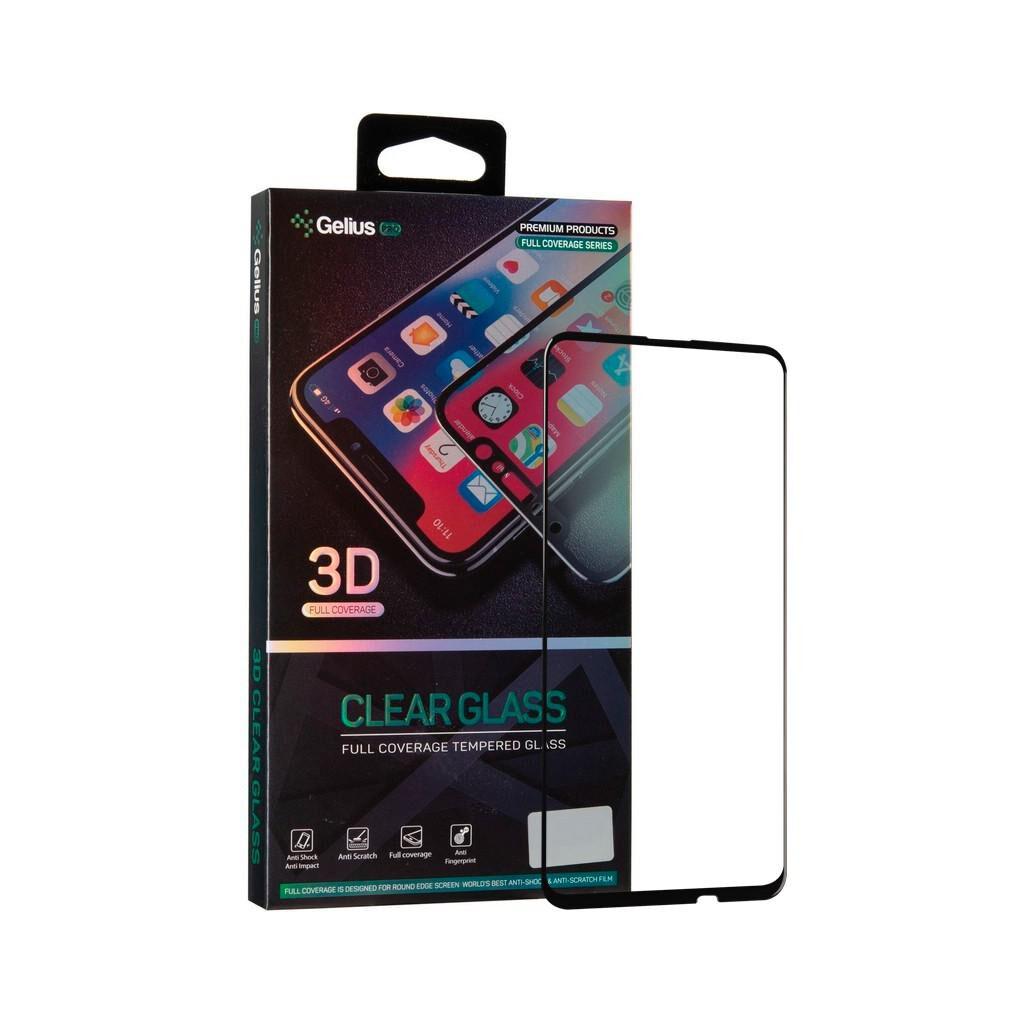 Стекло защитное Gelius Pro 3D for Huawei P Smart Pro Black (00000078098)