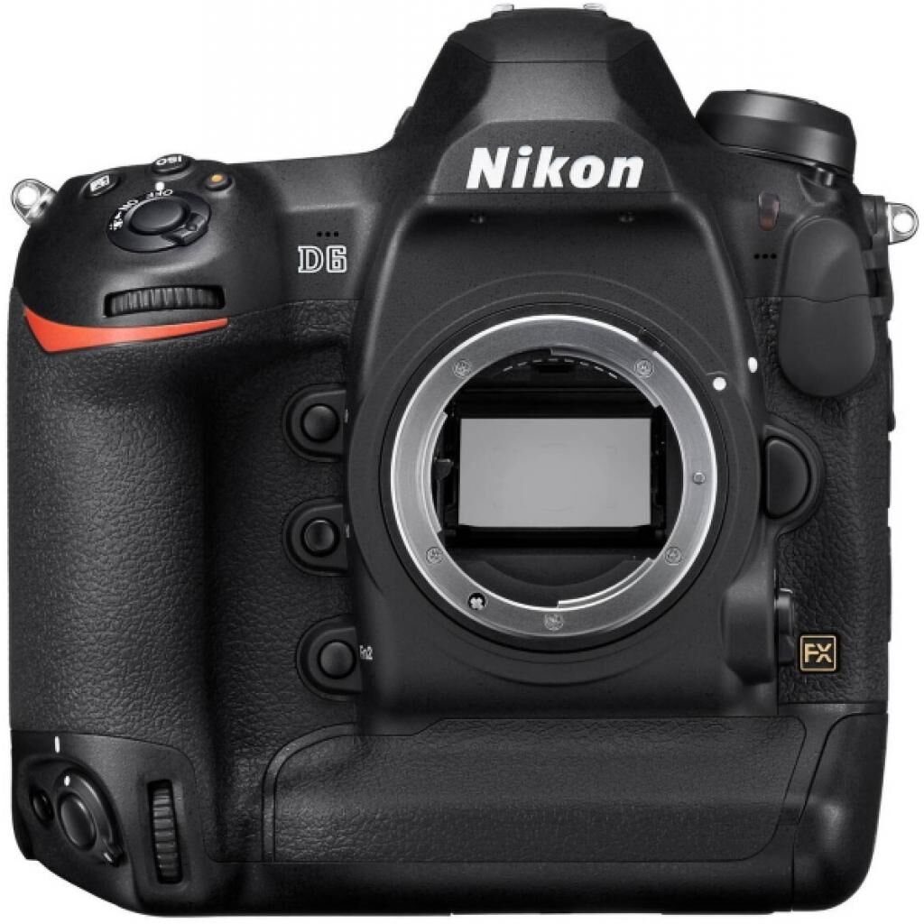 Цифровой фотоаппарат Nikon D6 Body (VBA570AE)