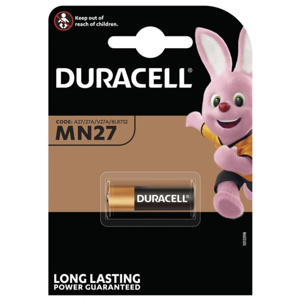Батарейка Duracell MN27 / A27 (5007388)