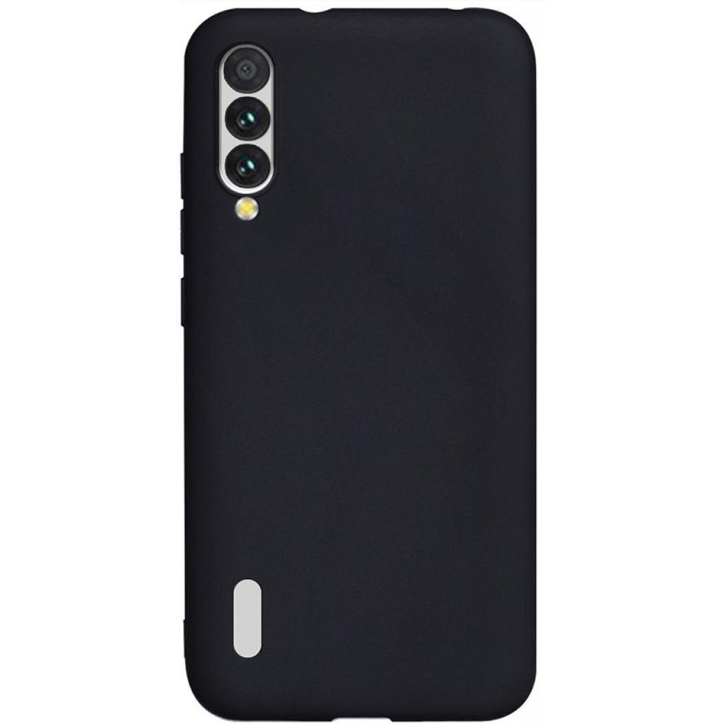 Чехол для моб. телефона TOTO 1mm Matt TPU Case Xiaomi Mi A3/Mi CC9e Black (F_97924)