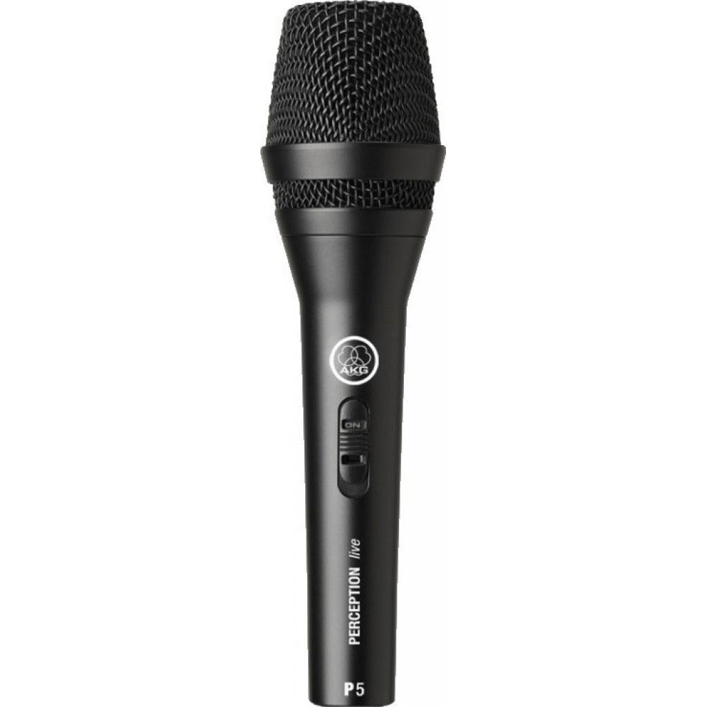 Микрофон AKG P5 S Black (3100H00120)