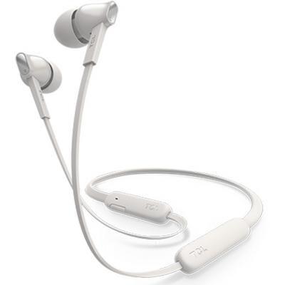 Наушники TCL MTRO100BT Bluetooth Ash White (MTRO100BTWT-EU)