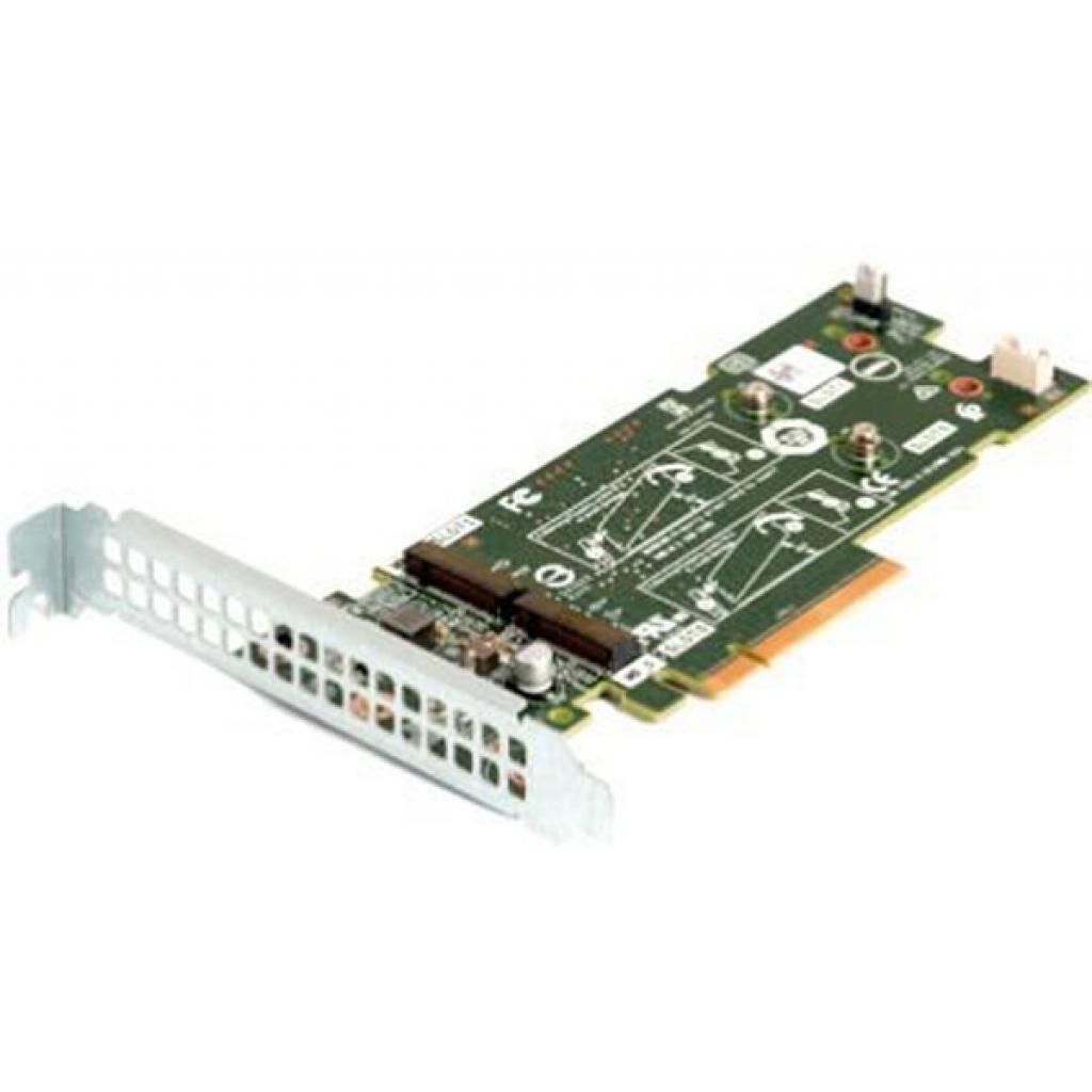 Контроллер RAID Supermicro BOSS controller card + with 2 M.2 Sticks 240G (RAID 1), FH (403-BBPT)