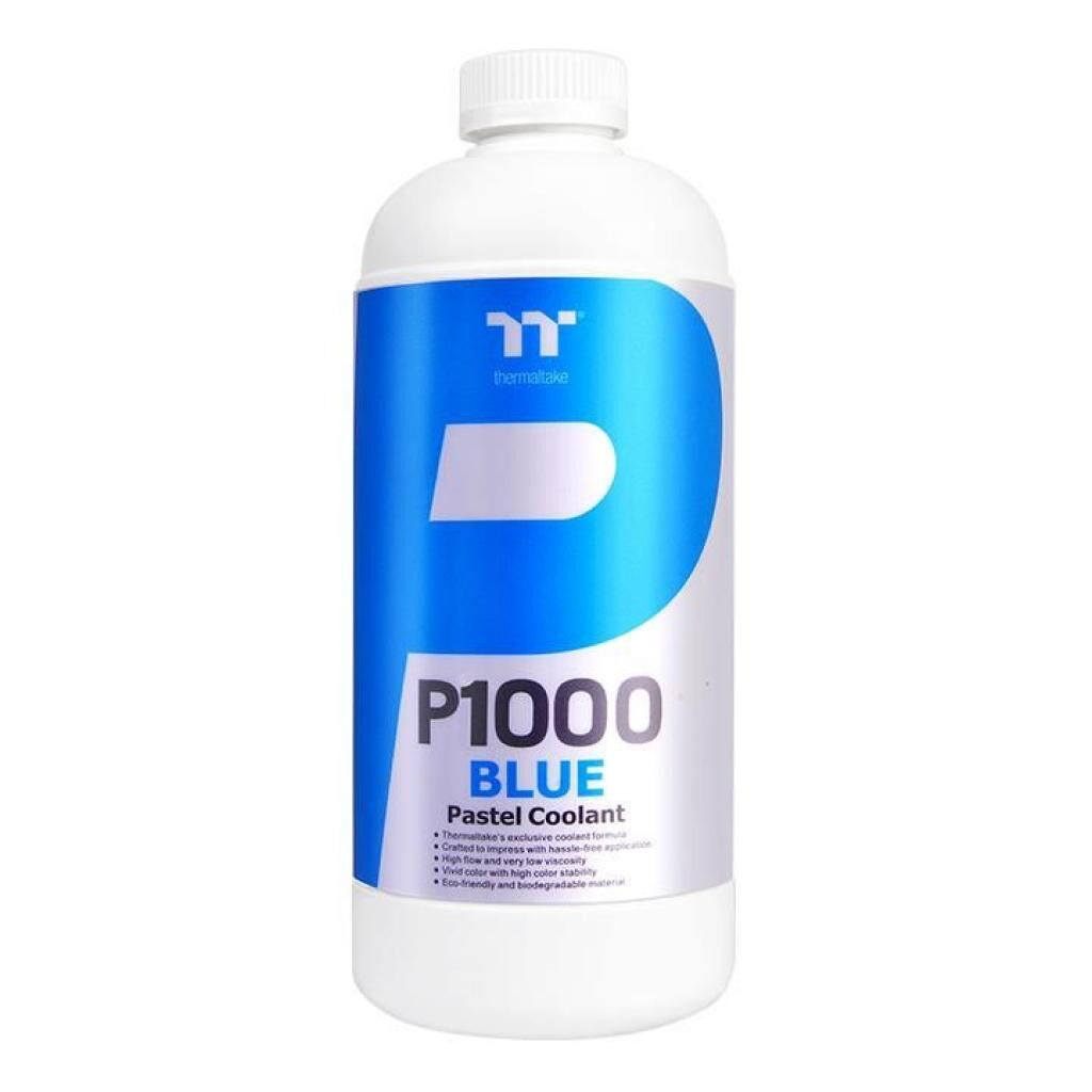 Охлаждающая жидкость ThermalTake P1000 Pastel Coolant - Blue (CL-W246-OS00BU-A)