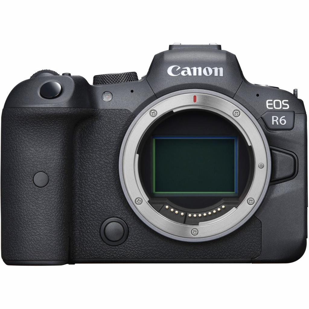 Цифровой фотоаппарат Canon EOS R6 body RUK/SEE (4082C044AA)