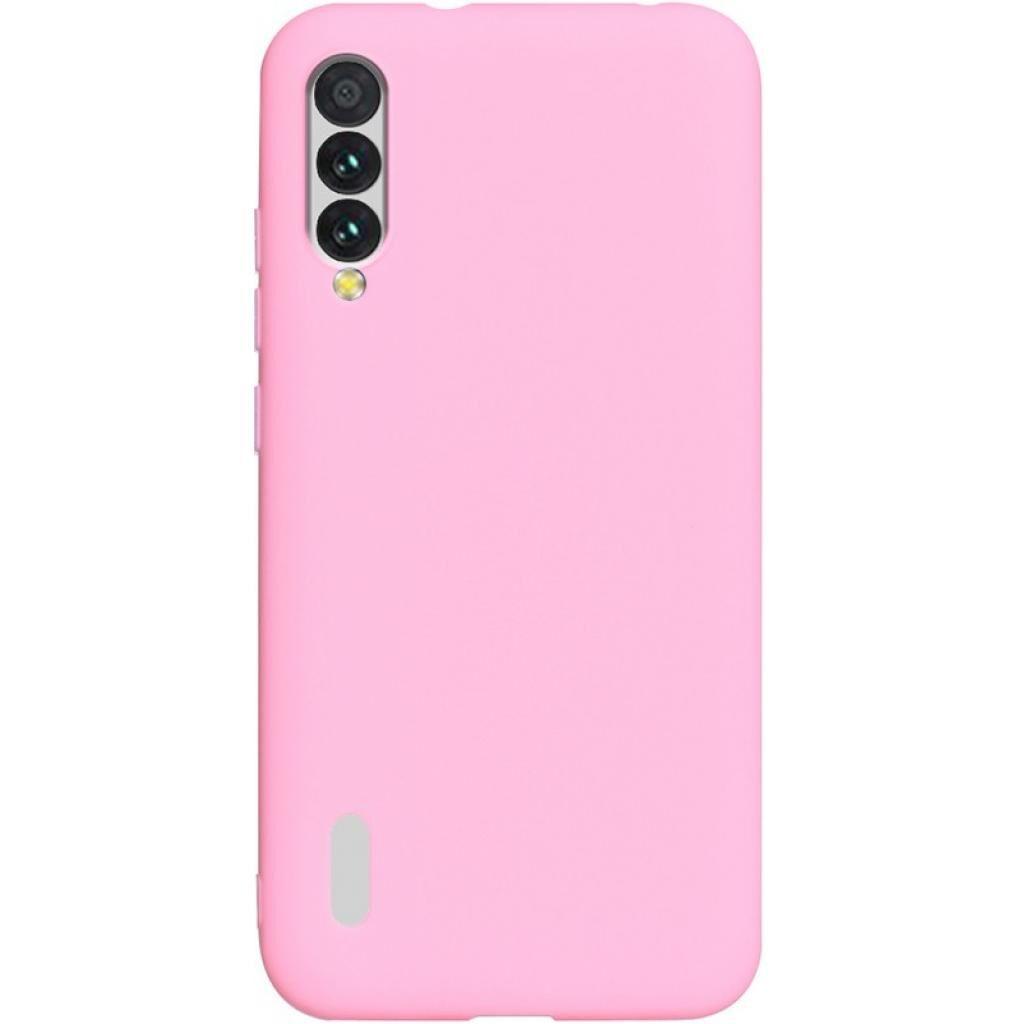 Чехол для моб. телефона TOTO 1mm Matt TPU Case Xiaomi Mi A3/Mi CC9e Pink (F_97923)