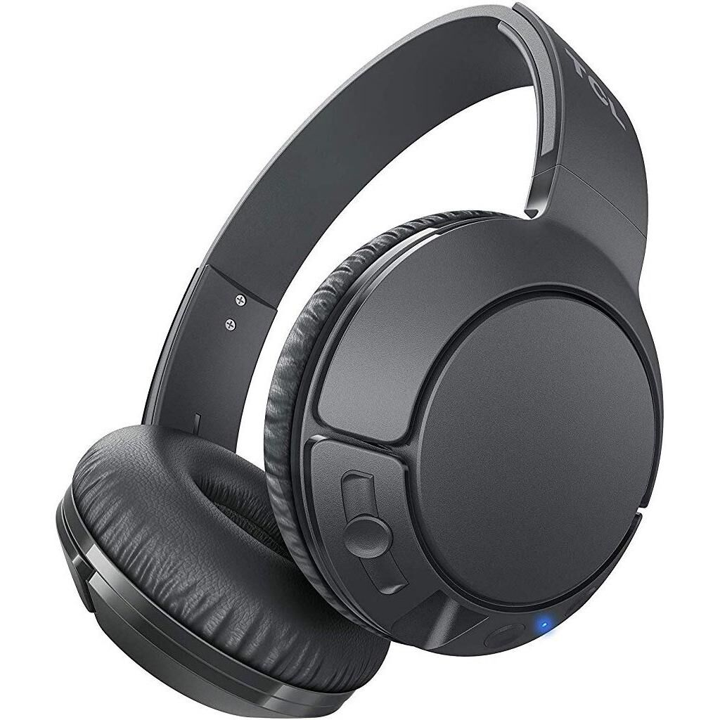Наушники TCL MTRO200BT Bluetooth Shadow Black (MTRO200BTBK-EU)
