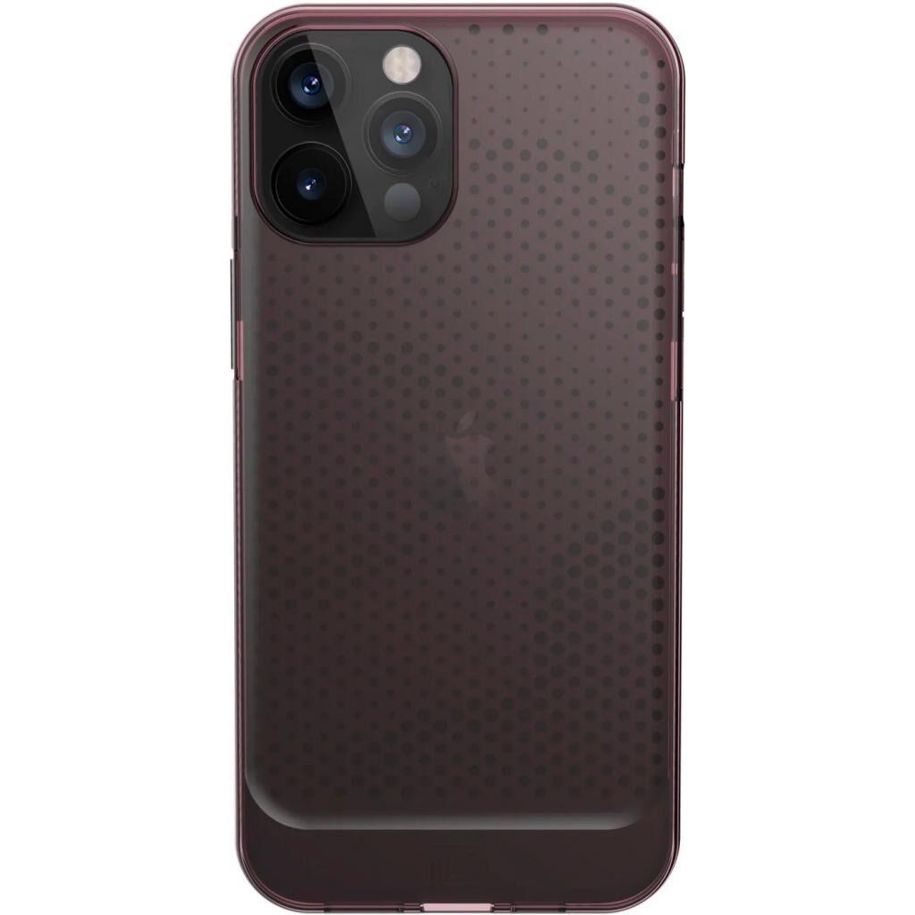 Чехол для моб. телефона UAG iPhone 12 Pro Max [U] Lucent, Dusty Rose (11236N314848)