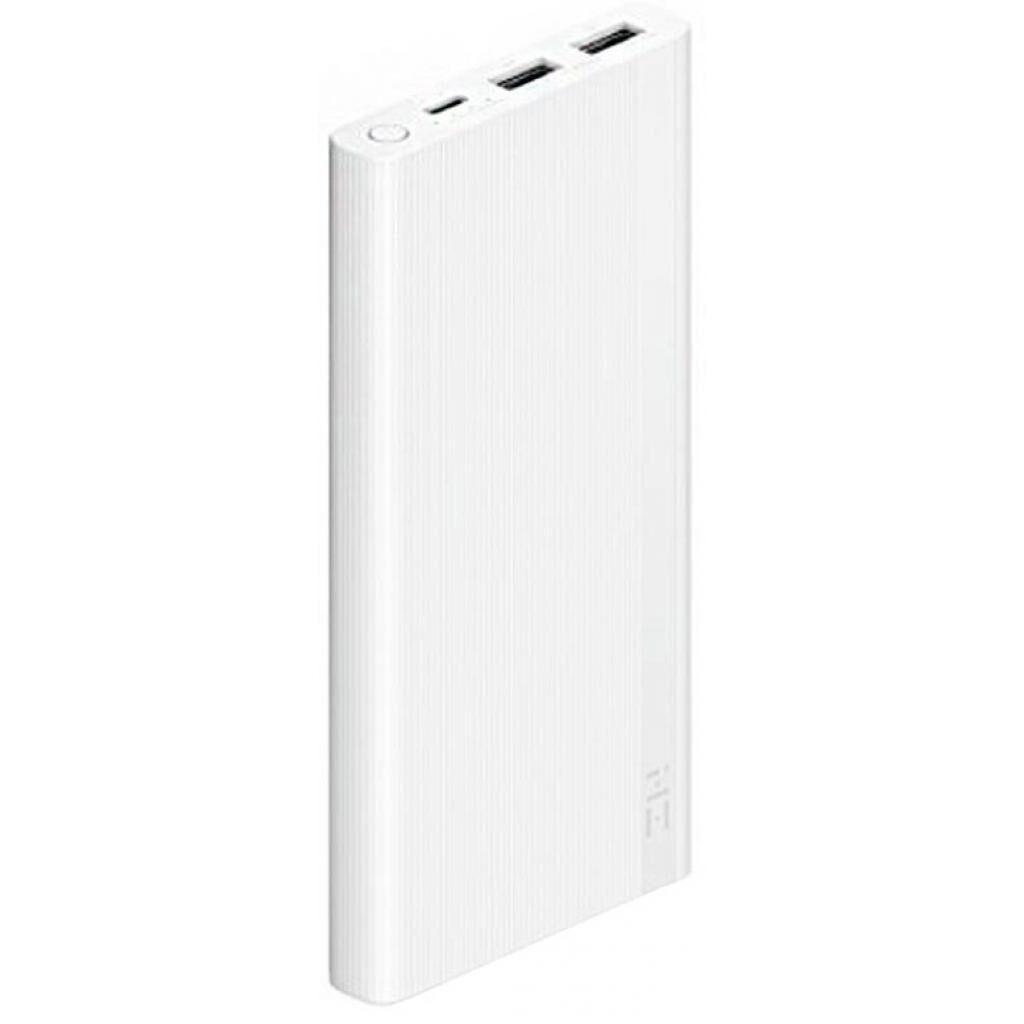 Батарея универсальная ZMi JD810 10000mAh 18W Dual Port USB-A/Type-C QC 3.0 PD 2.0 (JD810W)