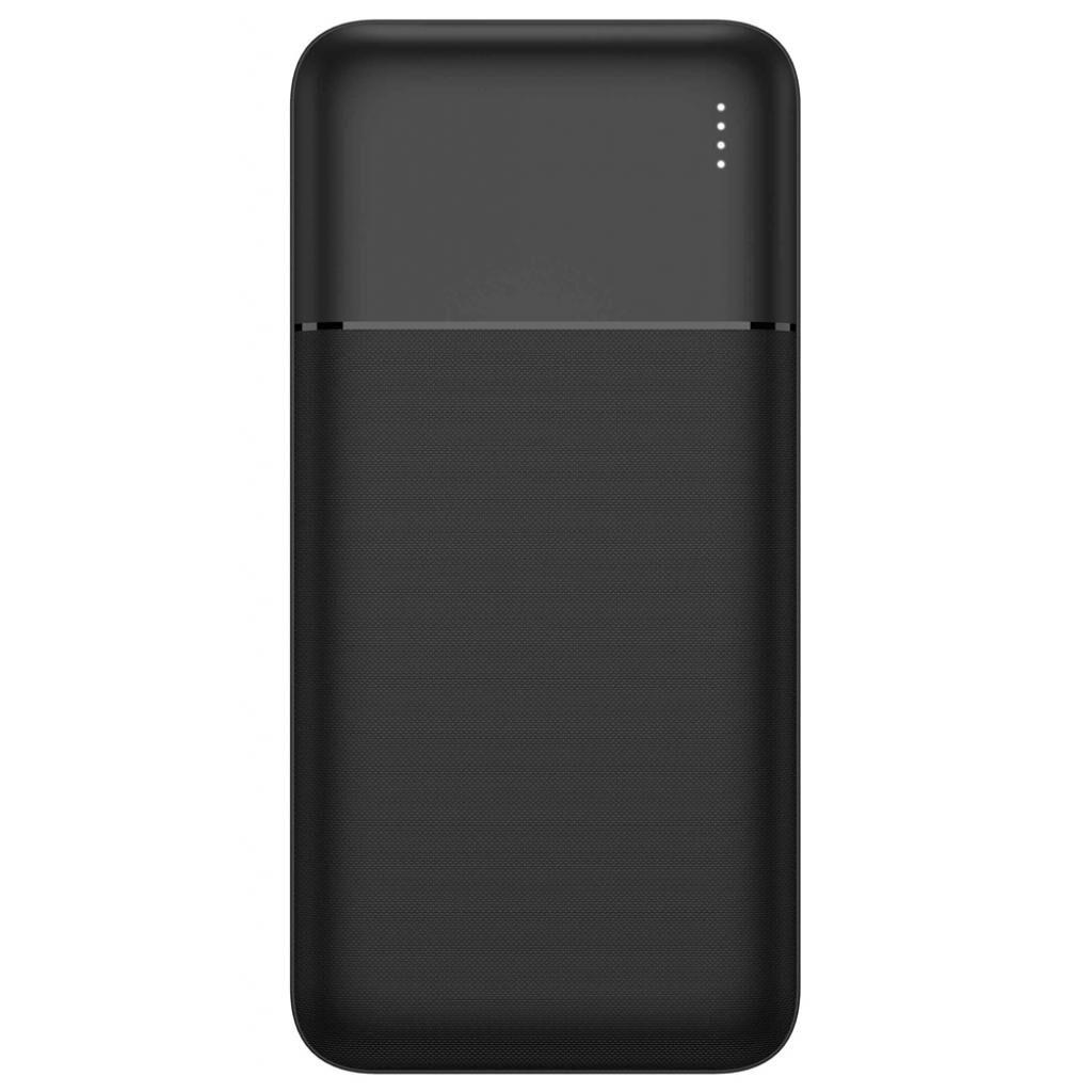 Батарея универсальная Florence TwinUp Li-Pol 10000mAh Black (FL-3025-K)