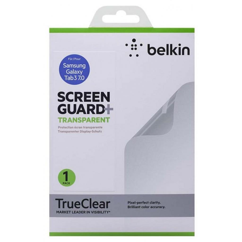 Пленка защитная Belkin Galaxy Tab3 7.0 Screen Overlay CLEAR (F7P102vf)