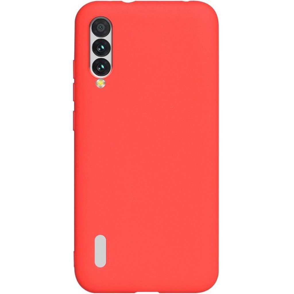 Чехол для моб. телефона TOTO 1mm Matt TPU Case Xiaomi Mi A3/Mi CC9e Red (F_98573)