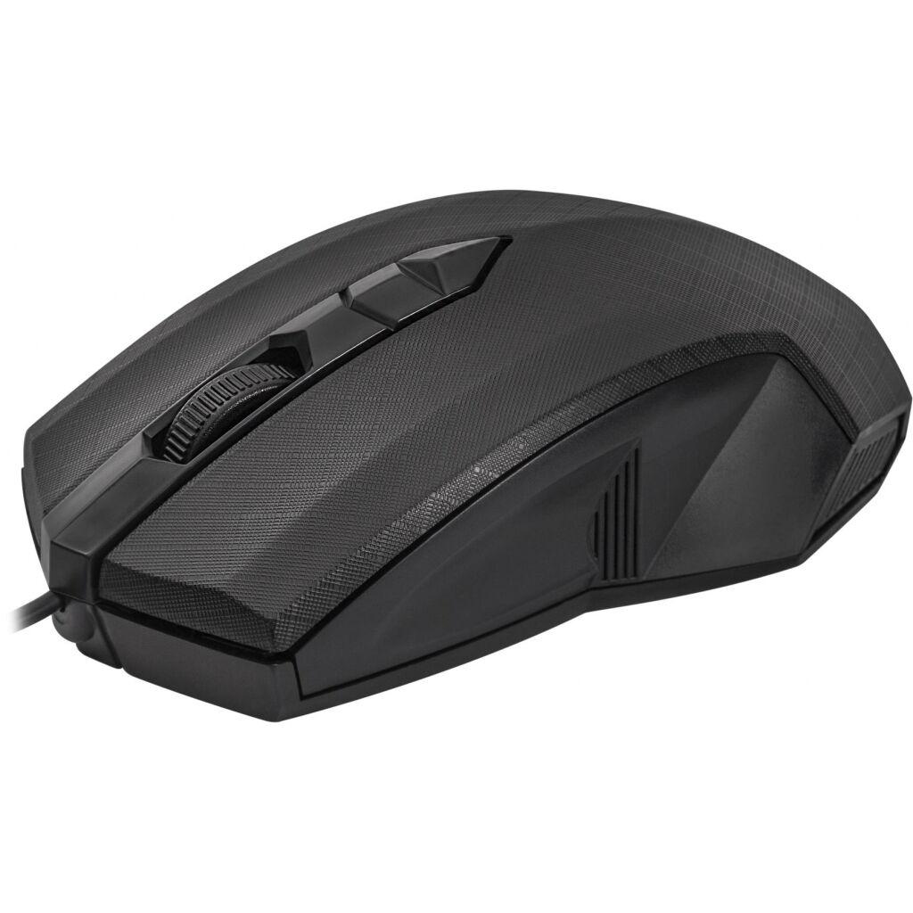 Мышка Defender Guide MB-751 Black (52751)