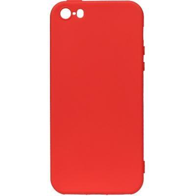 Чехол для моб. телефона TOTO 1mm Matt TPU Case Apple iPhone SE/5s/5 Red (F_94018)