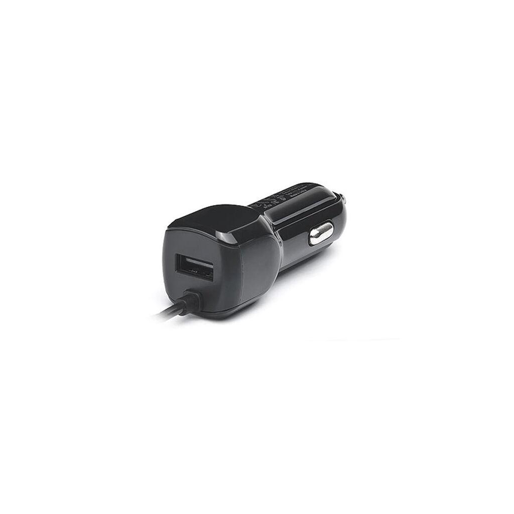 Зарядное устройство REAL-EL CA-17 black (EL123160010)