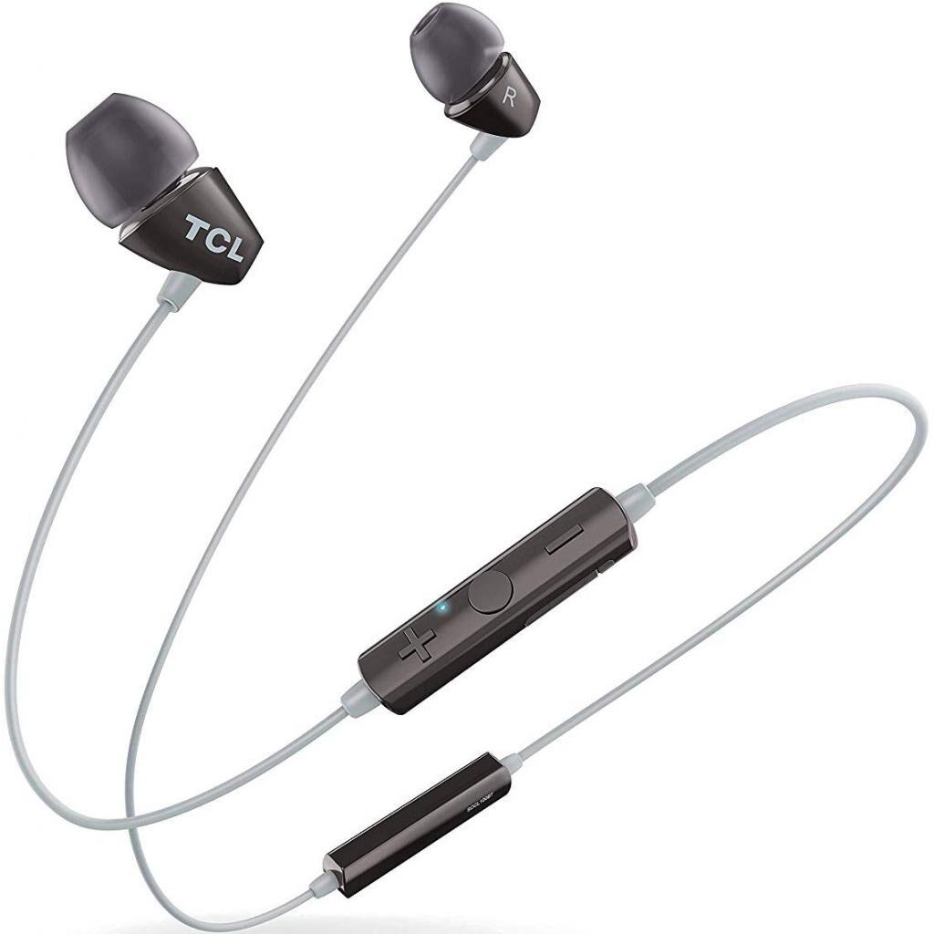 Наушники TCL SOCL100BT Bluetooth Phantom Black (SOCL100BTBK-EU)
