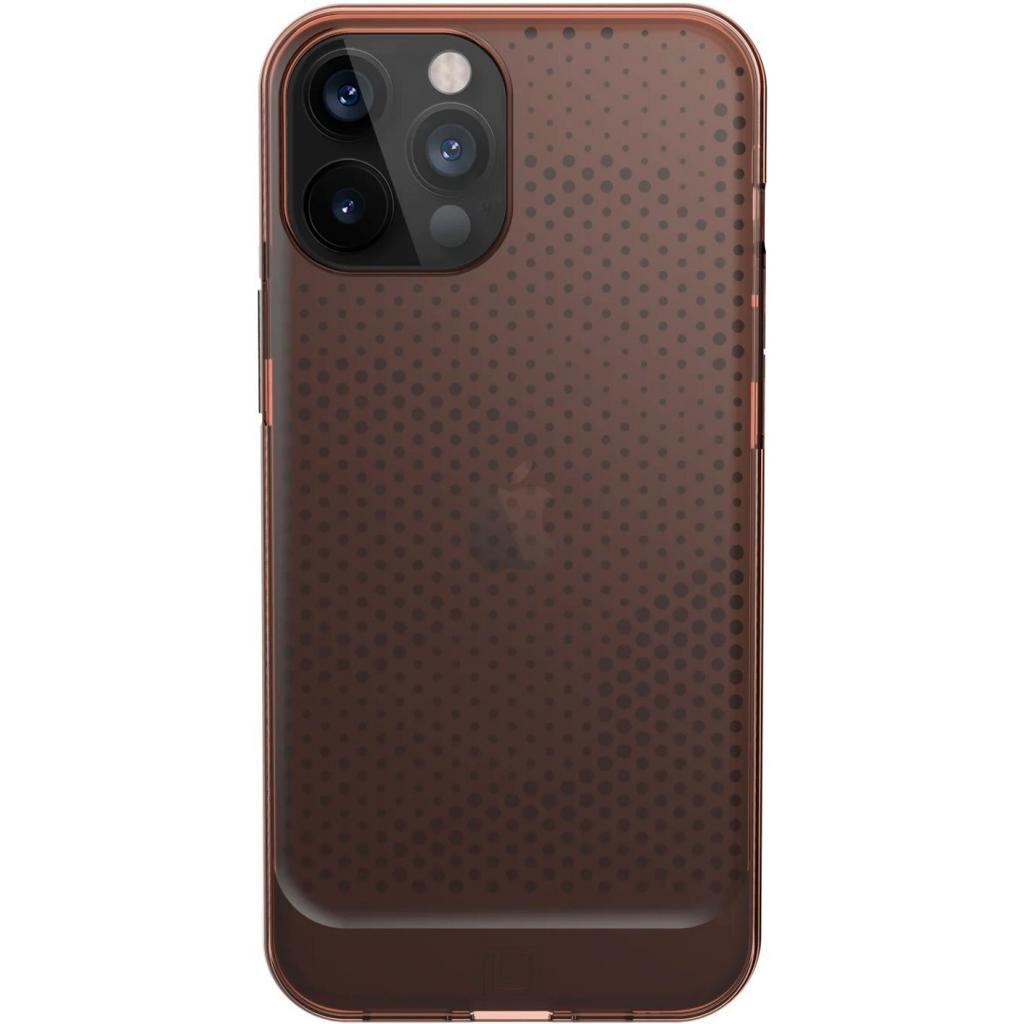 Чехол для моб. телефона UAG iPhone 12 Pro Max [U] Lucent, Orange (11236N319797)
