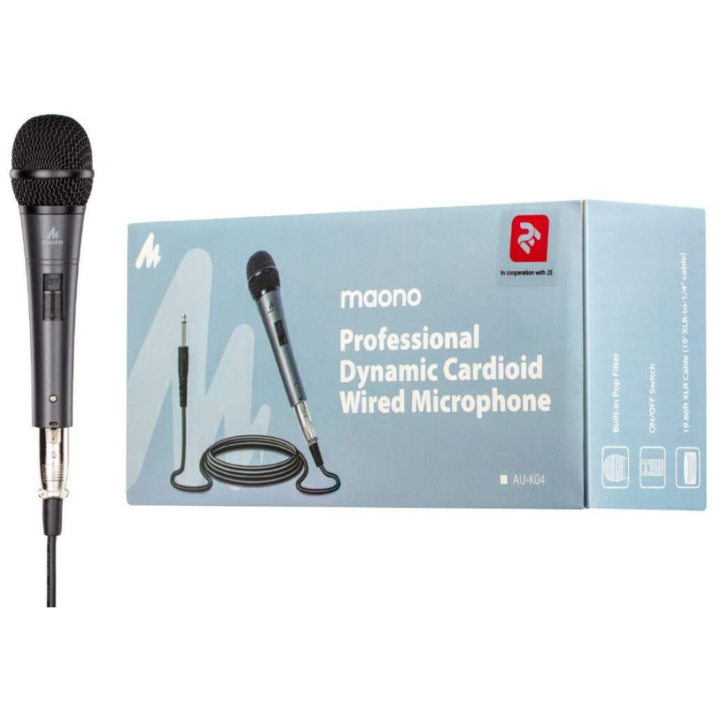 Микрофон 2E Maono MV010 3.5mm (2E-MV010)