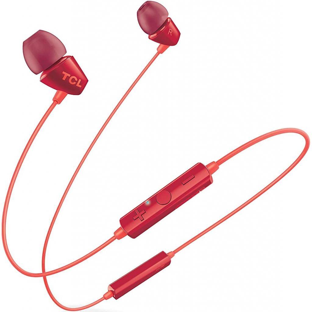 Наушники TCL SOCL100BT Bluetooth Sunset Orange (SOCL100BTOR-EU)