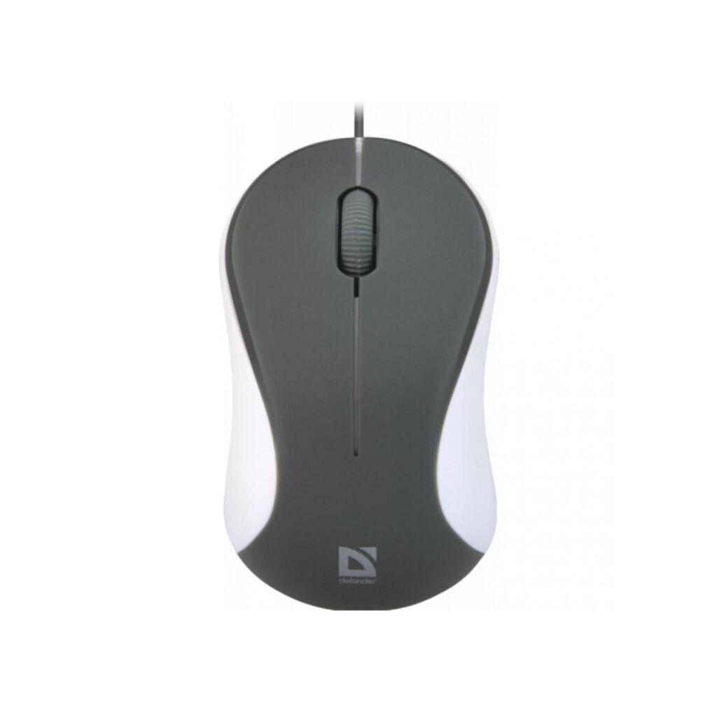 Мышка Defender Accura MS-970 Grey-White (52970)