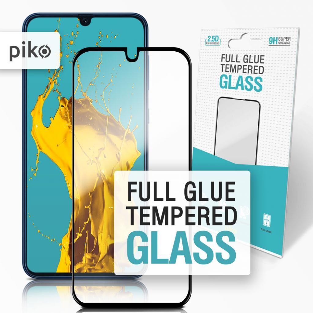 Стекло защитное Piko Full Glue Samsung A70 (1283126491771)