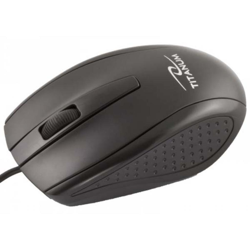 Мышка Esperanza Titanum TM110K Black