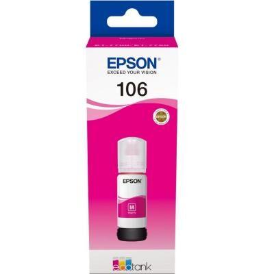 Контейнер с чернилами EPSON L7160/L7180 magenta (C13T00R340)