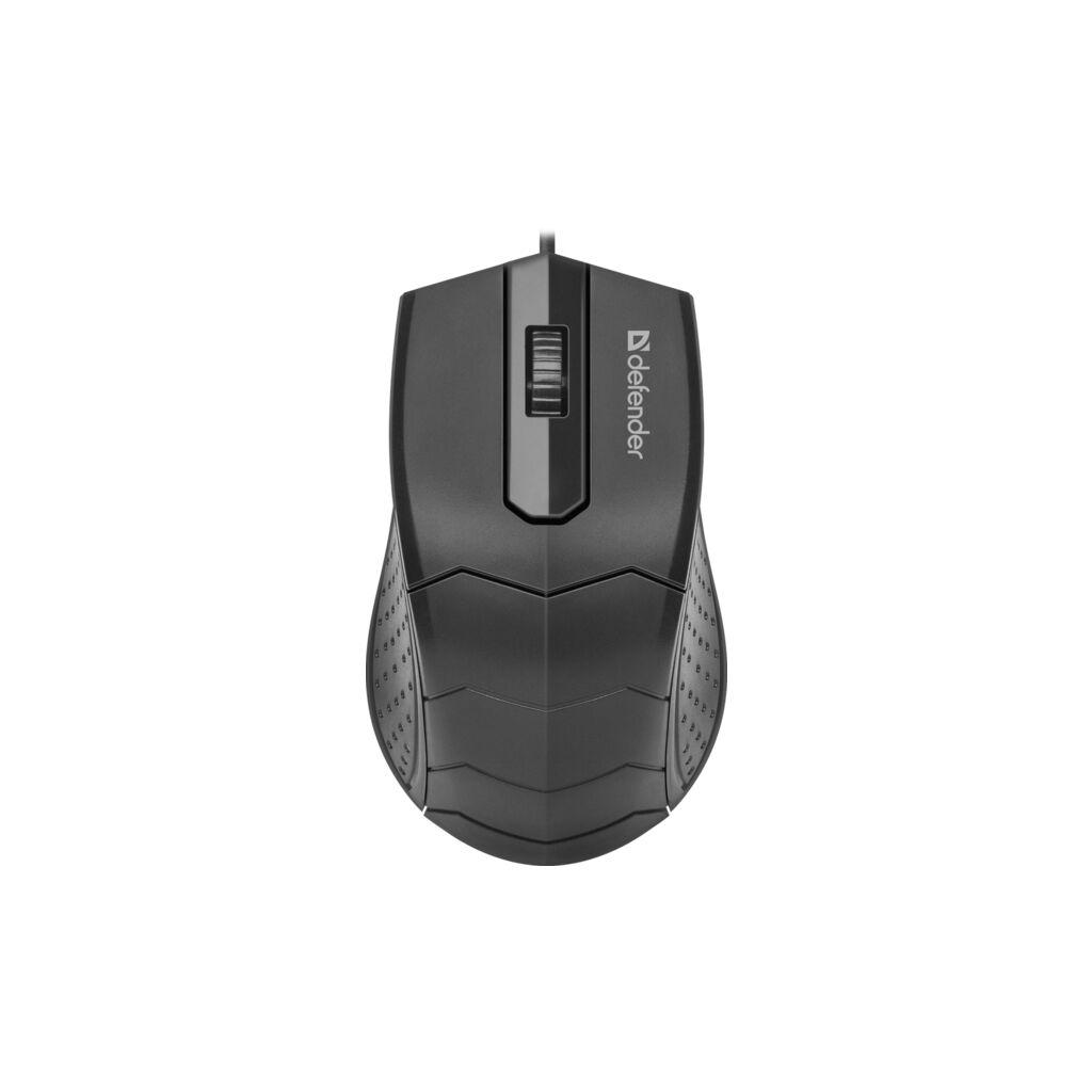 Мышка Defender Hit MB-530 Black (52530)