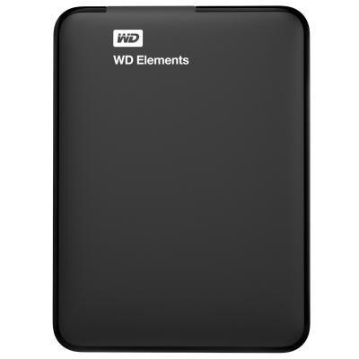 Внешний жесткий диск Western Digital 2.5