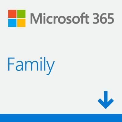 Офисное приложение Microsoft Office 365 Home 32/64 AllLngSub PKLic 1YR Online CEE C2R NR (6GQ-00084)