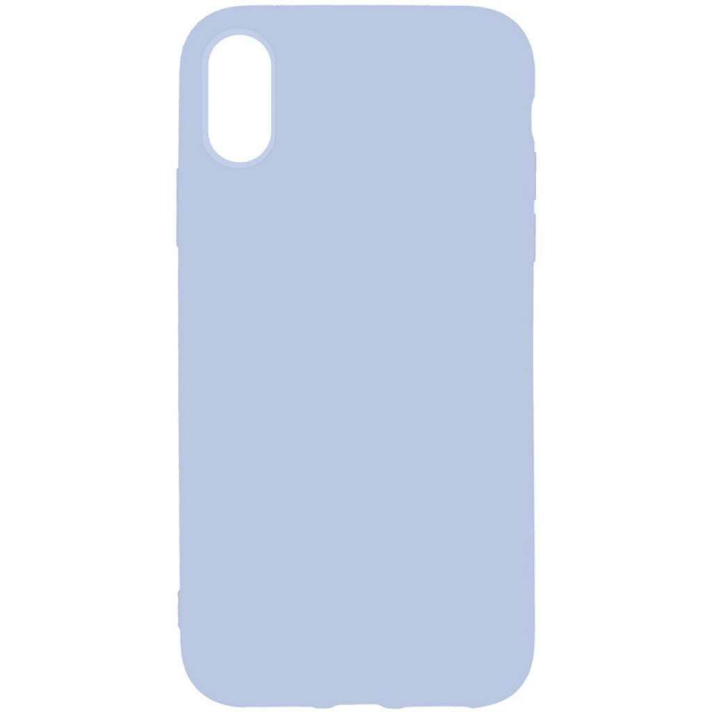 Чехол для моб. телефона TOTO 1mm Matt TPU Case Apple iPhone X/XS Lilac (F_93969)
