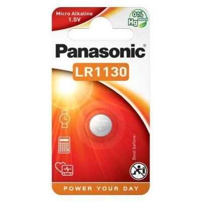 Аккумулятор LR-1130 PANASONIC (LR-1130EL/1B)