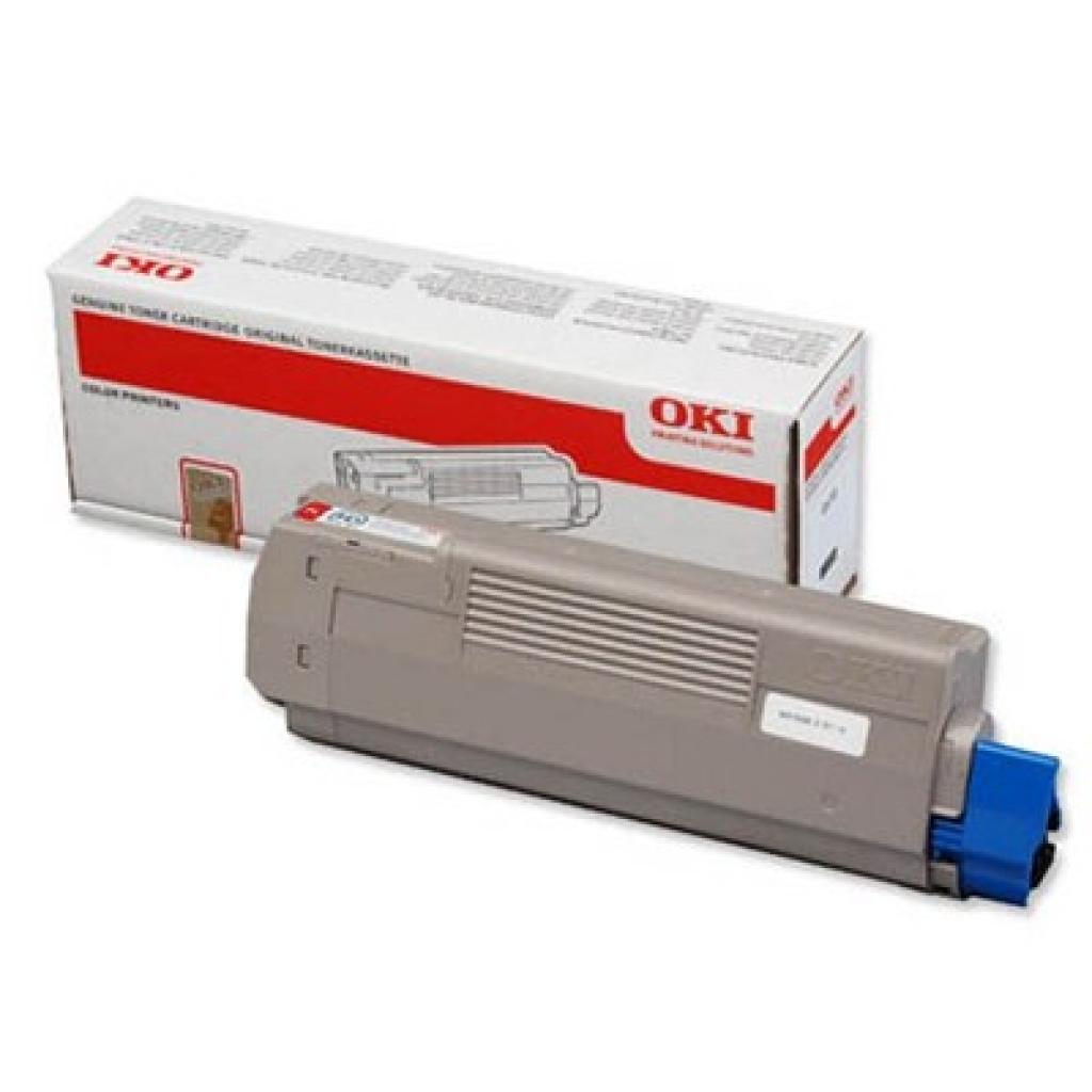 Тонер-картридж OKI C610 magenta (44315322)