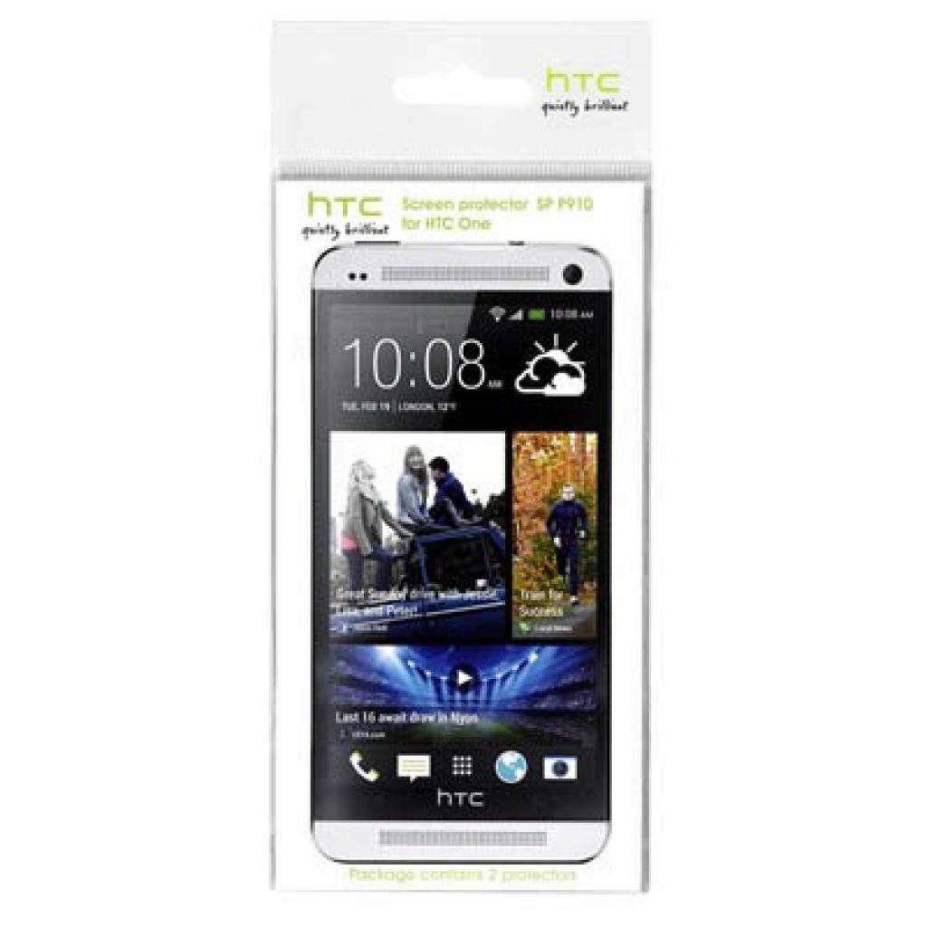 Пленка защитная HTC SP P910 One(M7) Screen Protect (66H00126-00M)
