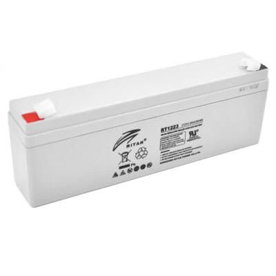 Батарея к ИБП Ritar AGM RT1223, 12V-2.3Ah (RT1223)