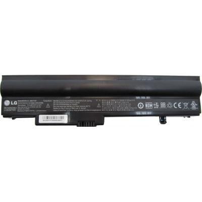 Аккумулятор для ноутбука LG LBA211EH, 4300mAh (46Wh), 6cell, 10.8V, Li-ion (A47215)