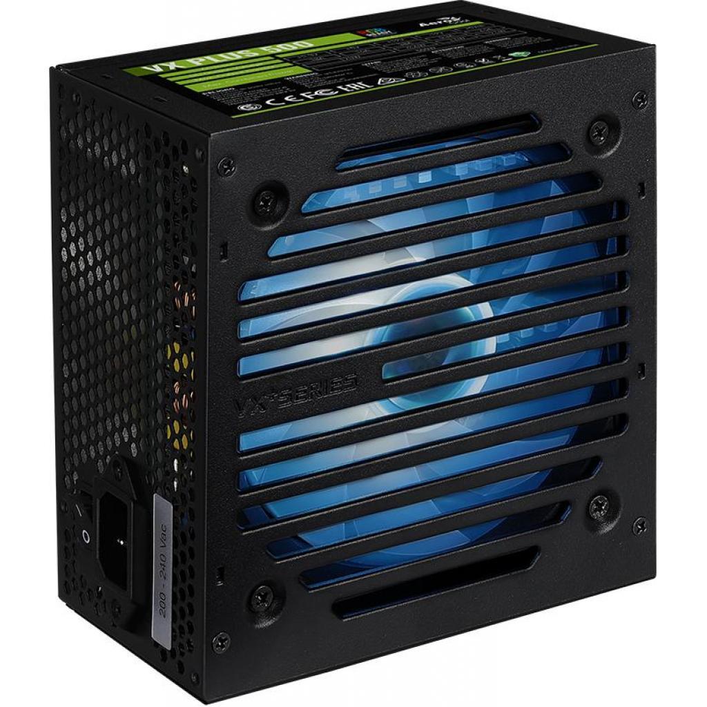 Блок питания AeroCool 500W VX PLUS 500 RGB (4718009152687)