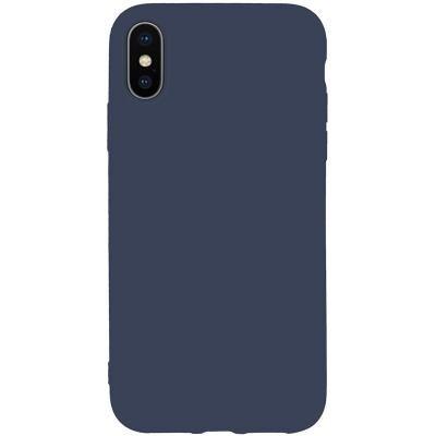 Чехол для моб. телефона TOTO 1mm Matt TPU Case Apple iPhone X/XS Navy Blue (F_101217)