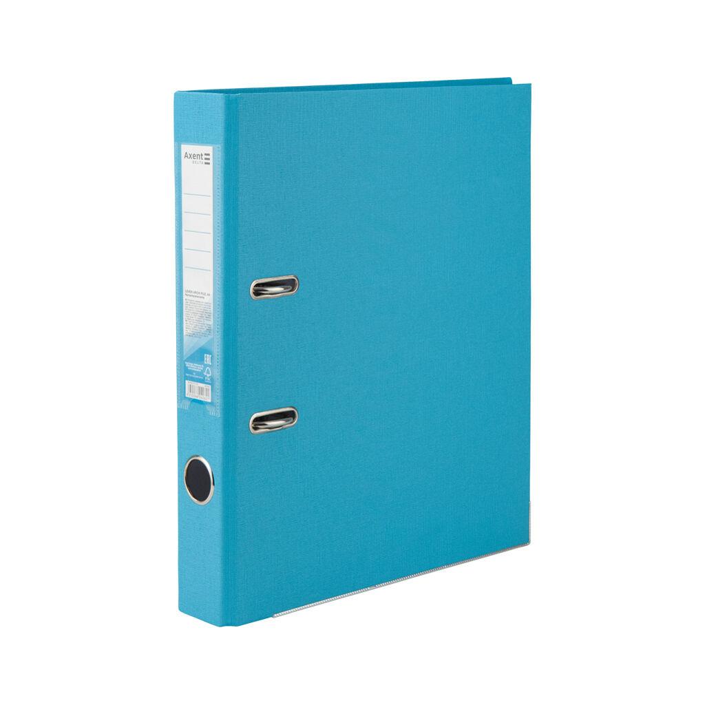 Папка - регистратор Delta by Axent А4 5 см РР Светло-голубая (D1713-29C)
