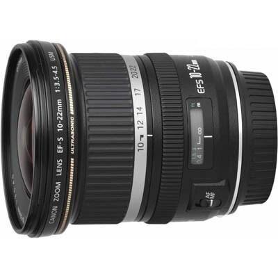 Объектив Canon EF-S 10-22mm f/3.5-4.5 USM (9518A007 / 9518A003)